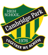Cambridge Park High School logo